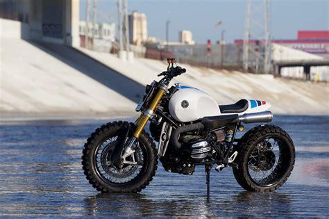bmw motorcycle scrambler bmw r ninet scrambler