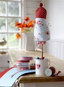 Mannequin Pin Cushion Pattern And Instructions Available