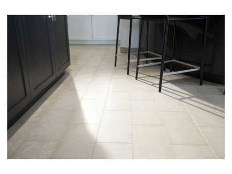 kitchen with tile kitchen limestone floor pre war nyc residence 3496