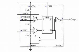 555 timer ic introduction basics working with With 555 timer 8