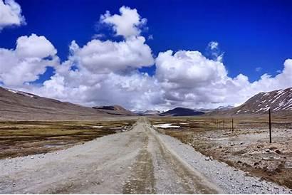 Uzbekistan Pamir Tajikistan Kyrgyzstan Scenery Highway Caravanistan