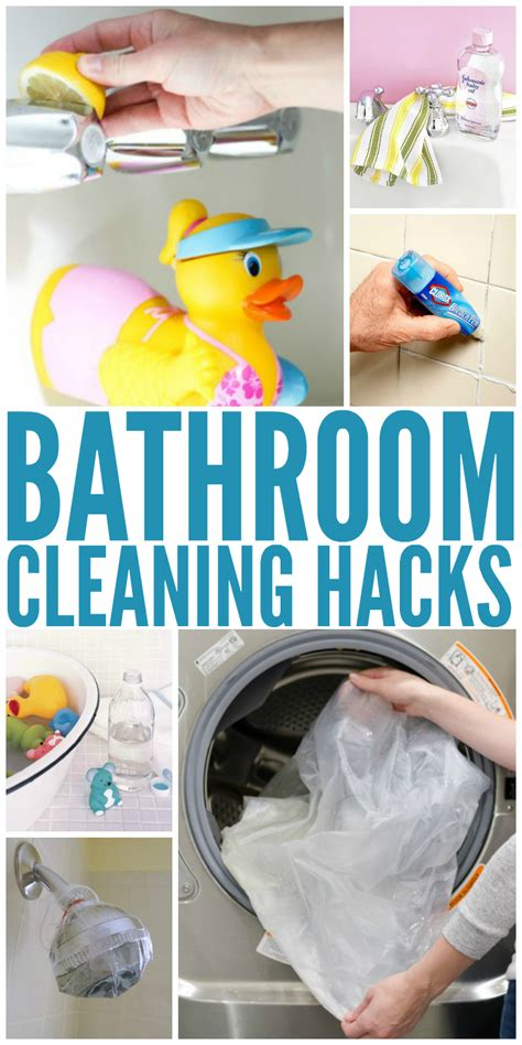cleaning hacks the best bathroom cleaning hacks everyone should know about picture life for andromedo
