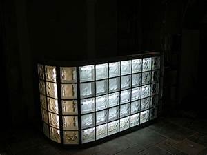 Cloison Brique De Verre : pose de briques de verre ~ Dailycaller-alerts.com Idées de Décoration