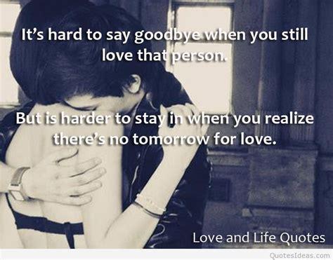 bye sad quotes quotesgram