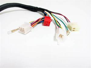 Scooter Electrical Wire Harness 150cc  125cc