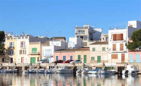 Porto Colom by Porto Colom Hus L 228 Genheter Till Salu Mallorcahouses