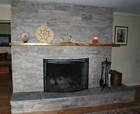 brick fireplace remodel Brick Laminate Picture: Brick Fireplace Remodel