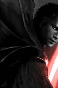 Anakin - dark side by MartyIsi on DeviantArt