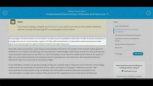 Let U0026 39 S Understand Event-driven Software Architecture