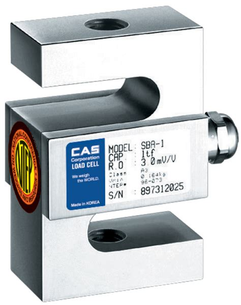 loadcell cas sba s type load cell