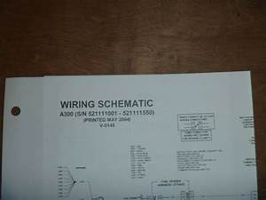 Bobcat A300 Skid Steer Electrical Wiring Diagram Schematic