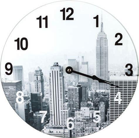 wanduhr new york home affaire wanduhr 187 new york 171 kaufen otto