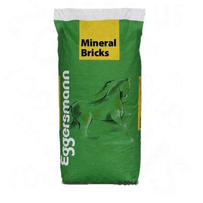 Mineral Bricks Pferd