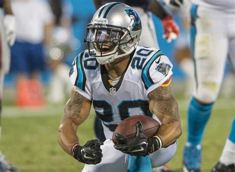 Four Downs With Panthers Safety Kurt Coleman