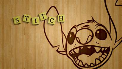 Stitch Cool Wallpapers Lilo Desktop Disney Laptop