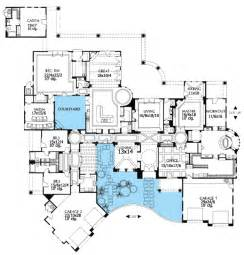 interior courtyard house plans courtyard house plans plan w16326md luxury mediterranean house plans home