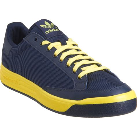 Adidas Rod Laver In Blue For Men (navy) Lyst