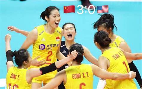 2019女排世界杯中国3:0美国 英语解说节译 非常有戏的解说_哔哩哔哩 (゜-゜)つロ 干杯~-bilibili