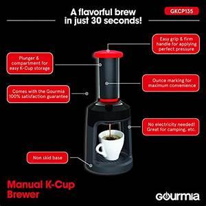 Gourmia Gkcp135 Portable K
