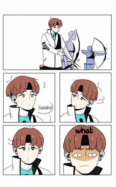 Yoonjin Fanart Fanboy Jungkook Reblog