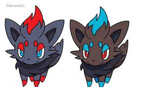 shiny zorua wallpaper