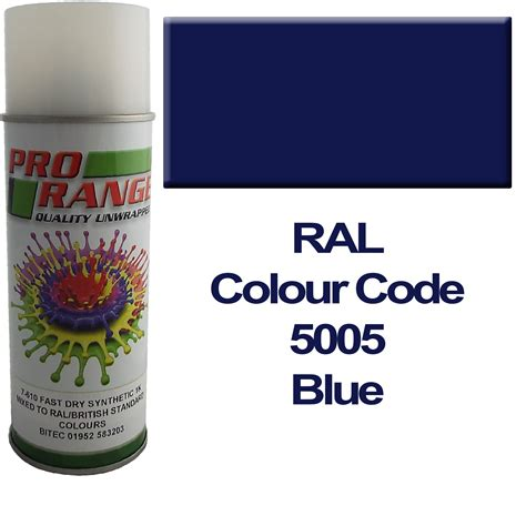 gloss spray paint standard ral colours aerosol