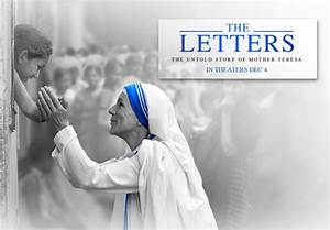 i can do all things through christ who strengthens me With the letters the untold story of mother teresa