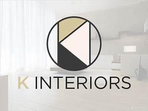 13 best interior design logo inspiration images on for Interior decorator logo