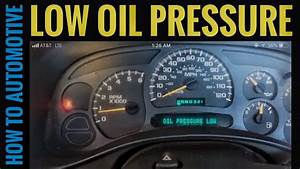 How To Replace The Oil Pressure Sensor On A 1999