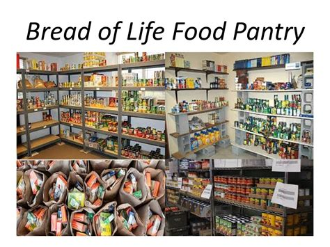 Bread Pantry Food Pantry Healing Word Ministries Church Of God