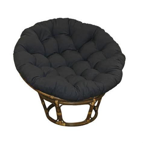 blazing needles oversize papasan chair cushion blazing needles papasan chair cushion reviews wayfair