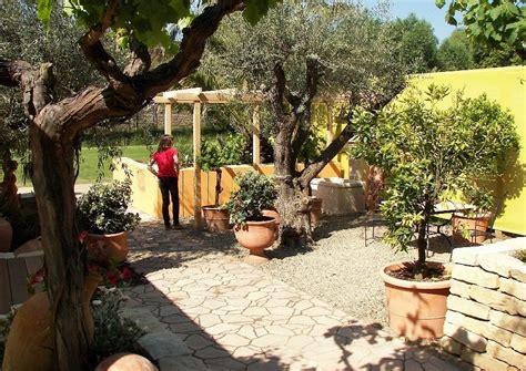 Pergola Mediterranes Flair Fuer Den Garten by Die Mediterrane Gartengestaltung Ein Hauch