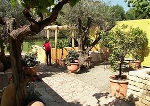 Mediterrane Gärten Bilder : die mediterrane gartengestaltung ein hauch von mittelmeer im eigenen garten ~ Orissabook.com Haus und Dekorationen
