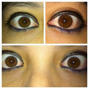Heterochromia eyes (Different shades of brown) by ...