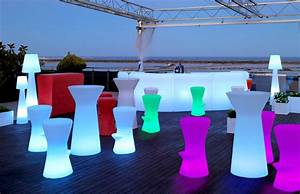 Mobilier Gonflable Exterieur : objets et mobilier lumineux ext rieur ambiance cosy pour ~ Premium-room.com Idées de Décoration