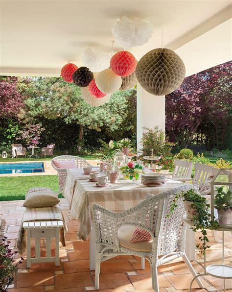 celebra la verbena en tu terraza