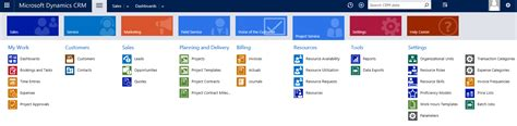 Dynamics Crm Project Service Automation Completing The