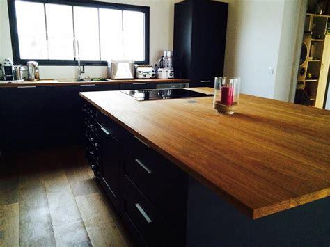 lumiere plan de travail cuisine davaus cuisine moderne plan travail bois avec des