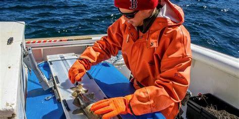 fishing commercial maine industry gulf longline nefsc study team