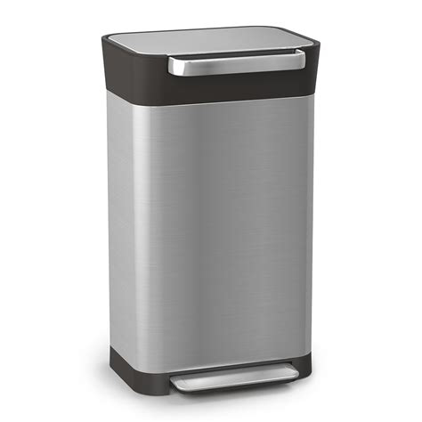 Kitchen Garbage Cans Sale by Buy Joseph Joseph Titan Trash Compactor Can Stainless