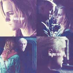Dramione Harry Potter Art