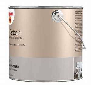 Alpina Feine Farben Nebel Im November : edelmatte wandfarben in grau alpina feine farben ~ Watch28wear.com Haus und Dekorationen