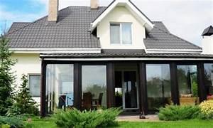 Prix D Une Veranda : prix d 39 une veranda et construction portail ~ Dallasstarsshop.com Idées de Décoration