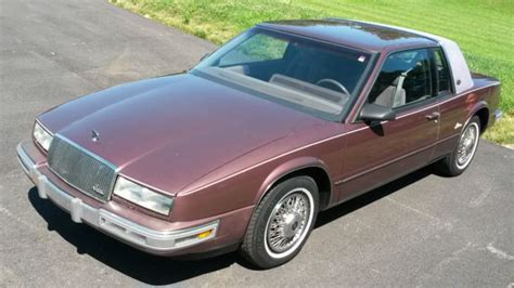 how cars engines work 1988 buick riviera regenerative braking 1988 buick riviera ultra rare triple rosewood 106k survivor for sale photos technical