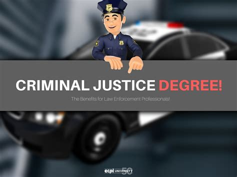 advantages   criminal justice degree  law