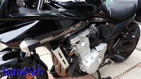 Coolant Flush On A Suzuki Bandit 1250s |¦| Sum4seb