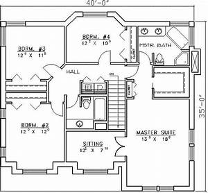 house plans with 4 bedrooms marceladickcom With simple house plans 4 bedrooms