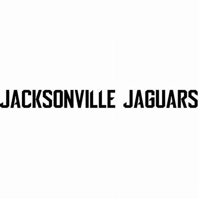 Jaguars Jacksonville Sports Fonts Nfl Font Famous