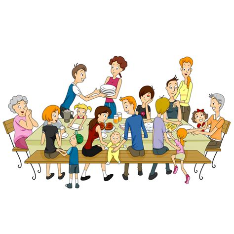 library  blended family image  png files clipart art