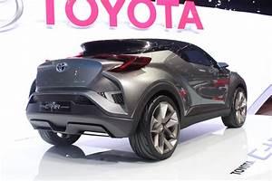 Nouvelle Toyota Chr : news toyota c hr ~ Medecine-chirurgie-esthetiques.com Avis de Voitures